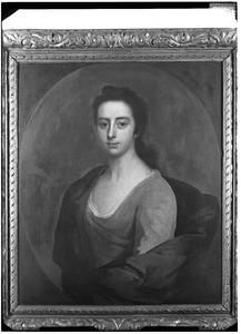 Portret van Adriana de la Court (1696-1748)