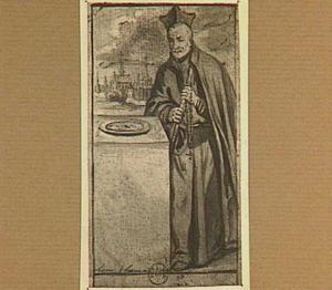 Portret van de Jezuïet Bernardino Realino (1530-1616)
