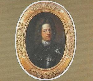 Portret van Johan Willem Friso Nassau (1687-1711), stadhouder van Friesland