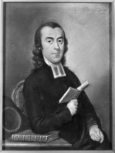 Portret van Bartout van der Feen (1739-1815)