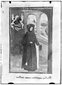 Portret van Engelbert II van Nassau (1451-1504)