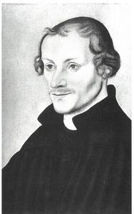 Portret van Philipp Melanchthon (1497-1560)