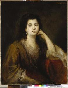 Portret van een Russische prinses