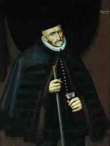 Portret van Wilhelm V, hertog van Jülich-Kleve-Berg (1516-1592)