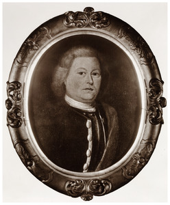 Portret van Abraham Johannes van Straubenzee (1684-1737)
