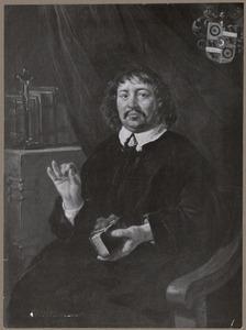 Portret van Pieter van der Wiel (1624-1666)