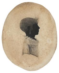 Portret van een meisje, waarschijnlijk Johanna Cornelia van den Acker (1797-1834)