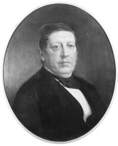 Portret van John Millard ( -1888)