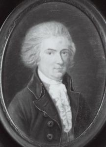 Portret van Otto Baron van Randwijck (1763-1833)
