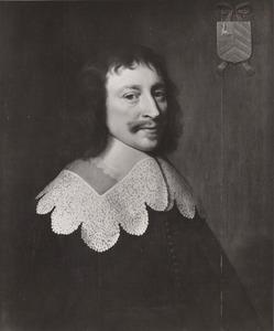 Portret van Paulus Teding van Berkhout (1609-1672)