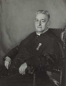 Portret van Wilhelm August Everard Bokeloh (1902-1992)