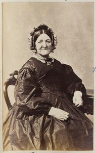 Portret van een vrouw uit familie Lipma of Sipma