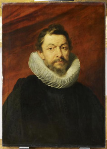Portret van Henri de Vicq, seigneur de Meulevelt (1573-1651)