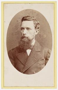 Portret van Dirk Huizinga (1840-1903)