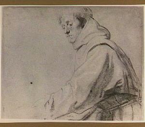 Twee studies van een Franciscaner monnik