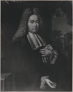 Portret van Wigbold Gruijs (1652-1720)
