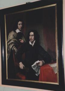 Portret van Van Beeck