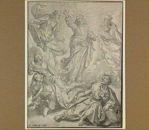 De Transfiguratie (Mattheüs 17:1-9)