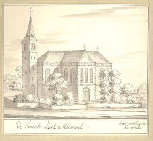 De Franse kerk te Harderwijk