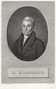 Portret van Rinse Koopmans (1770-1826)