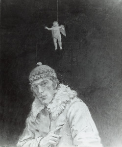 Portret van Dirk Simon Stapel (1942- )