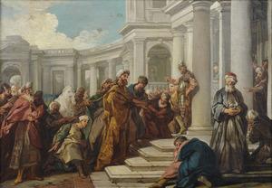 Mordekais minachting voor Haman (Ester 6:5)
