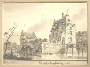 Huis De Kinkelenburg te Bemmel