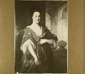 Portret van Wilhelmina Cornelisdr. de Witt (1671-1701)