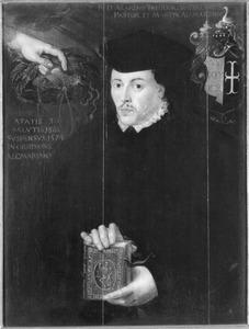 Martelaarsportret van Eiland Dirksz van Waterlant (1530-1573)