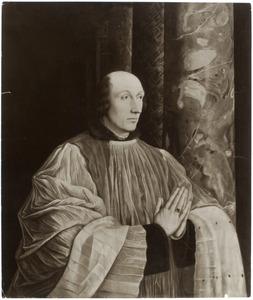 Portret van Joris van Egmond (1504-1559), de latere bisschop van Utrecht