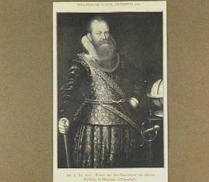 Portret van Frederik de Houtman (1571-1627)