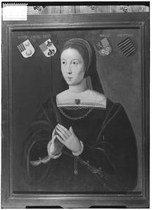Portret van Jacoba van den Eynde ( -1505)