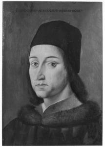 Portret van Rudolph Agricola (1444-1485)