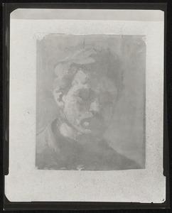 Mannenportret (zelfportret?)