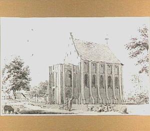 De hervormde kerk te Zuilichem