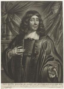 Portret van Paul Dusoul (voor 1620-1682)