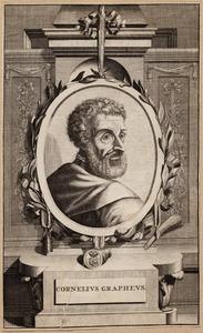 Portret van Cornelius Grapheus (1482-1558)