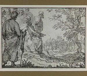 De parabel van het mosterdzaadje (Mattheüs 13:31-35)