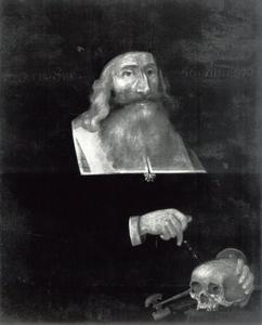 Portret van dr. John Clark (1609–1676)