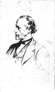 Portret van Barthold Suermondt (1818-1887)