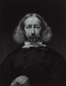 Portret van Jean Augustin Daiwaille (1786-1850)