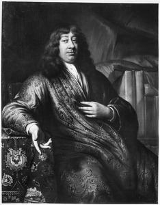Portret van Rem van Limborch (1629-1685)