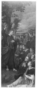 De prediking van de H. Lucas