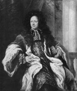 Portret van Christoffer Gyllenstierna af Ericsberg (1639-1705)