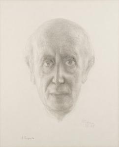 Portret van Andries Querido (1912-2001)