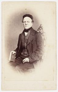 Portret van Jacobus Hermannus Philipse (1797-1878)
