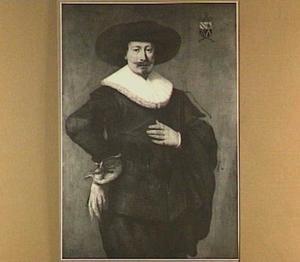 Portret van Albert Capelman (1602-1662)