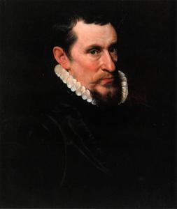 Portret van Gilles Beys (1540-1595)