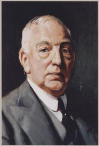 Portret van Jasper Andries Hooijkaas (1880-1962)