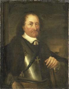 Portret van Johan Maurits van Nassau-Siegen (1604-1697)
